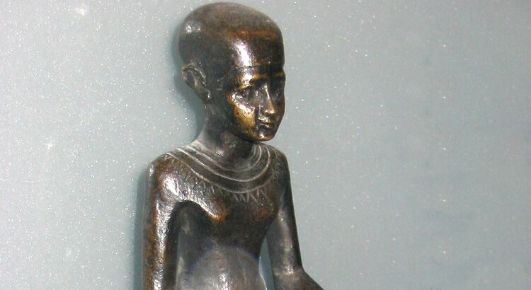 Imhotep – The First Physician