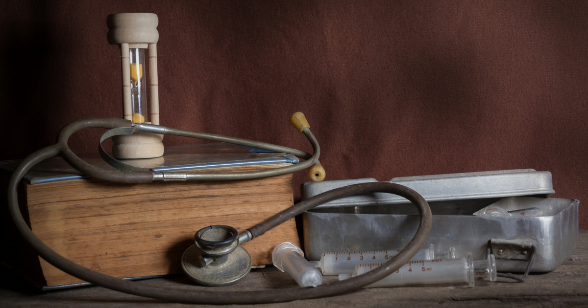 The Story of Rene Laennec and the First Stethoscope