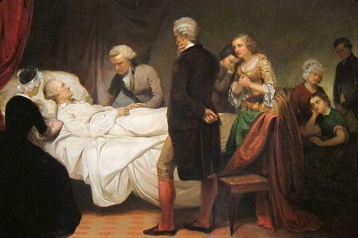 What Killed George Washington?