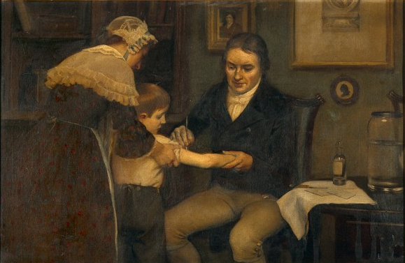 Edward Jenner and the Smallpox Vaccine